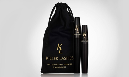 1 ou 2 Sets d'extension de cils et mascara Killer Lashes dès 6,99€ (jusqu'à 80% de réduction)