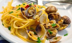 Ristorante Lido di Alsium: Menu con portate di pesce a scelta e vino sul lungomare di Ladispoli (sconto fino a 69%)