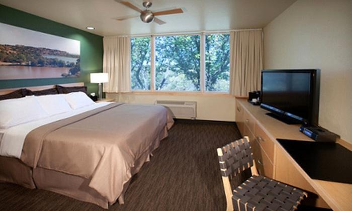 Roman Nose State Park - Watonga: One-Night Stay at Roman Nose State Park (Up to 51% Off). Two Options Available.