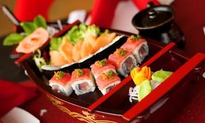 Ristorante Hiro: Menu giapponese con barca da 40 pezzi di sushi e birra da Ristorante Hiro