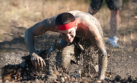 5K Mud Run at Cousins Paintball on Sat., May 12 at 9AM: Registration for One Including Fees - The Survival Race in New Windsor
