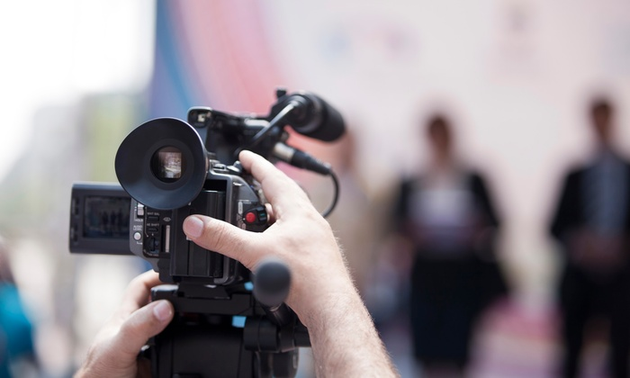 Elite Film Productions videography - Pittsburgh Area: $437 for Full-Day Wedding Videography from Elite Film Productions videography ($1,000 Value)