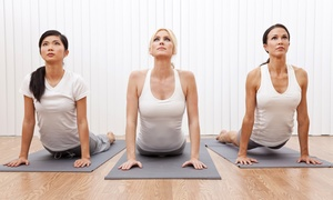 The Clarity Centre: 10 or 20 Yoga Classes, or One Year of Unlimited Yoga Classes at The Clarity Centre (Up to 80% Off)