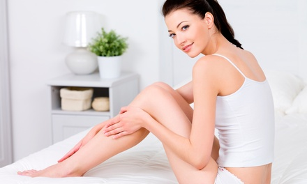 $367 for Six Laser Hair-Removal Treatments at Ageless Health in West Chester ($3,600 Value)
