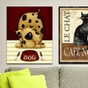 """18""""x24"""" Pet Art Prints on Canvas"""