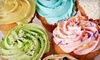 Rose Marie Custom Cakes - Del Paso Heights: 40 Cupcakes or Sampler with Cupcakes, Cake Pops, and Chocolate Pretzels at Rose Marie Custom Cakes (Up to 51% Off)