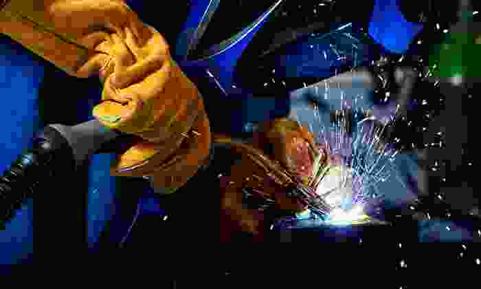 Working Art at the Collaboratory - Mesa: Metal Sculpture Class for One or Two Adults or One Child at Working Art at the Collaboratory (Up to 65% Off)