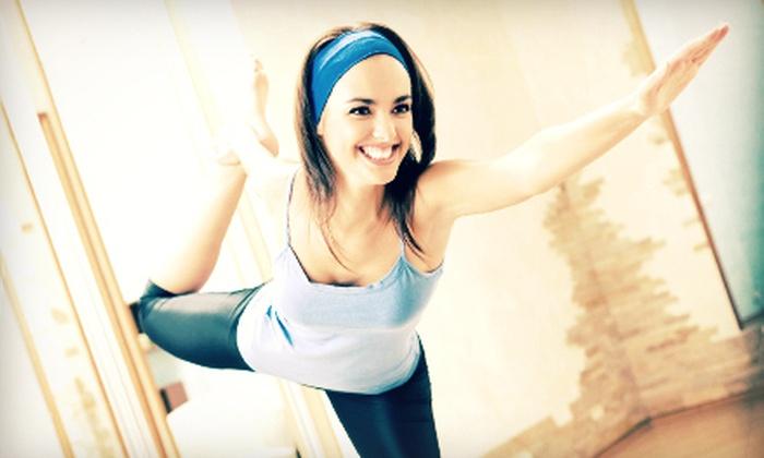 YogaBliss - University Village - Little Italy: $35 for Five Yoga Classes at YogaBliss ($75 Value)