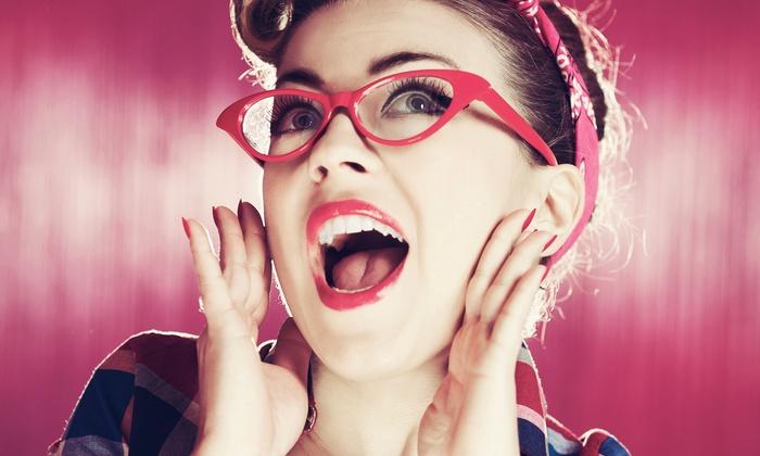 Luv My Vision - Sheepshead Bay: Eye Exam and $200 Toward Glasses at Luv My Vision (88% Off)