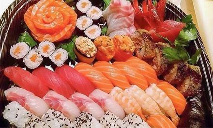 Deal Ristoranti Groupon.it Sushi d'asporto 50 o 100 pezzi