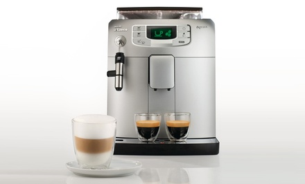 Saeco Intelia Automatic Espresso Machine (Refurbished)