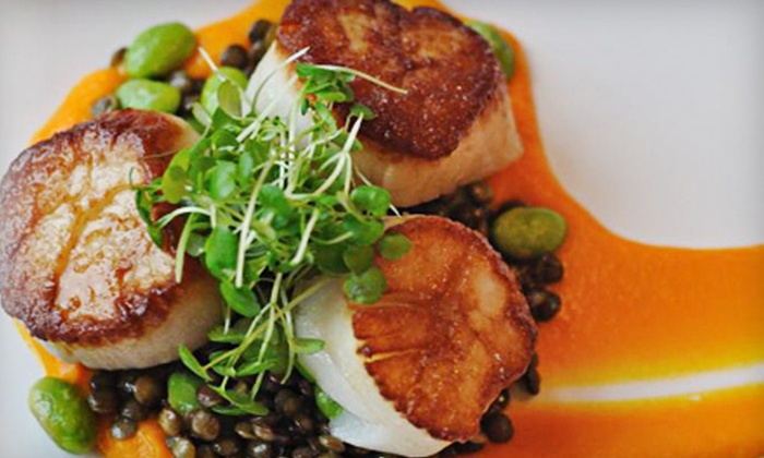 Hart House Restaurant - Deer Lake: Six-Course Pacific Northwest Dinner for Two or Four at Hart House Restaurant (52% Off)
