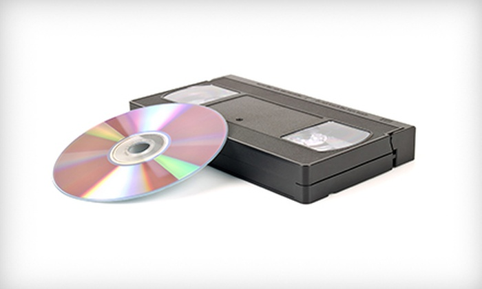 Save Your Tapes - Dominion: $59 for a Custom Video Slideshow for a Special Event from Save Your Tapes ($149 Value)