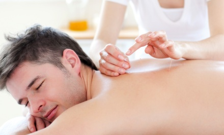 One or Three 60-Minute Massages with Consultation at Young Chiropractic & Rehabilitation Center (Up to 79% Off)