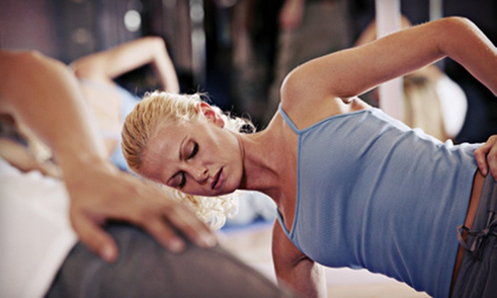 TryBootCampNow.com - Plum: 5 or 10 Bootcamp Classes or 3 Self Defense Classes from TryBootCampNow.com (Up to 77% Off)