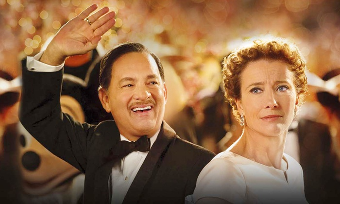 Saving Mr. Banks - Invito omaggio per l'anteprima del film Disney il 17 febbraio