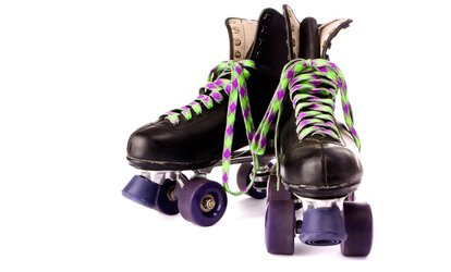 Skate Rental and Activity Passes for Two or Four, or <strong>Kids</strong>' Play Session at Skate Zone Fun Center (Up to 61% Off)