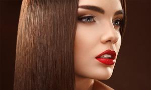 ESTILO MODA IMAGEN: Sesión de peluquería con corte y tratamiento de queratina por 44,90 € o dos por 84,90 €