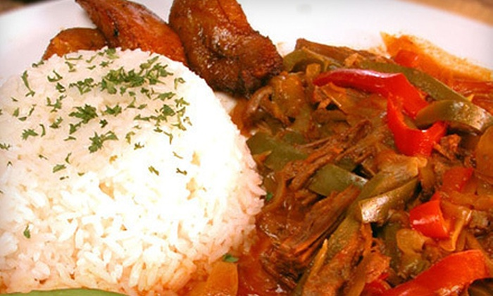 Mambo Grill - North Newport News: $7 for $15 or $15 for $30 Worth of Latin and Caribbean Food at Mambo Grill in Newport News