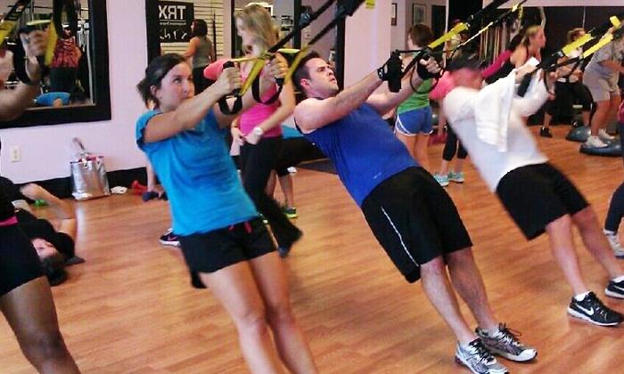 Fitness Lab Jax - Deerwood: 10 or 20 Classes at Fitness Lab Jax (Up to 78% Off)
