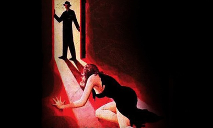 The Dinner Detective - Marriott Courtyard: $99 for Murder-Mystery Dinner for Two with T-Shirts and Mugs at The Dinner Detective (Up to $200 Value). 14 Showtimes Available.