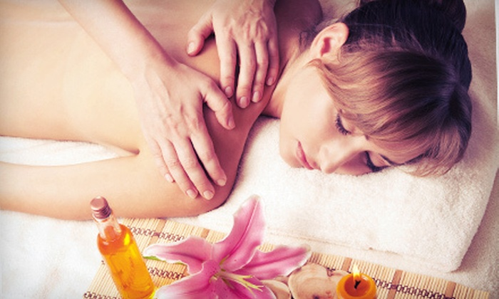 A Place for You - Lawrenceville: One or Two Massage Packages with Reflexology, Facial, and Hand and Feet Treatments at A Place for You (Up to 71% Off)