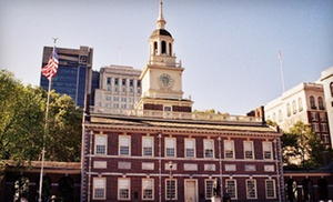 $17 For A 75-minute Historical Walking Tour For Two From The Constitutional Walking Tour (up To $35 Value)
