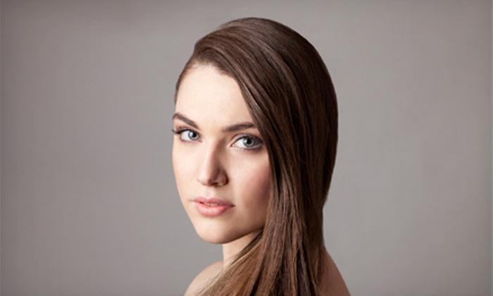 Karma Hair Salon - West Revere: One, Two, or Three Awapuhi Keratin Treatments at Karma Hair Salon (Up to 79% Off)
