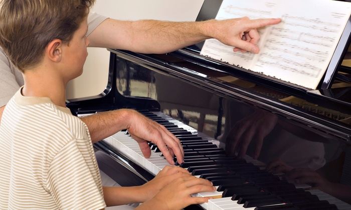 Keyboard Kidz - Clemmons: One Month of Piano Classes at Keyboard Kidz (55% Off). Two Options Available.