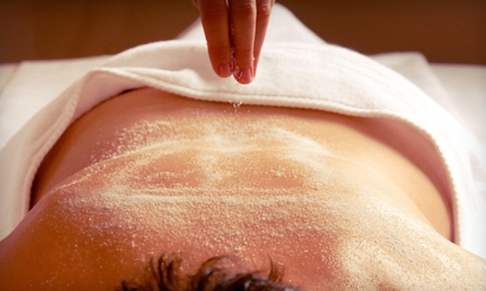 Bhakti Wellness Center - Madisonville: One or Two Cafe Body Scrubs at Bhakti Wellness Center in Hopkins (Up to 53% Off)