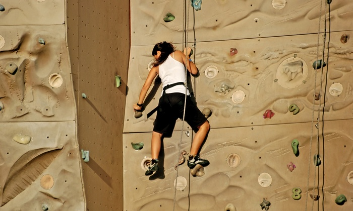 Climb Upstate - Spartanburg: All-Day Rock-Climbing Packages for Two or Four or a One-Month Membership at Climb Upstate (Up to 55% Off)