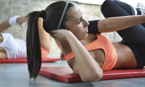 Upper Echelon Personal & Group Fitness Training: Four Weeks of Membership and Unlimited Fitness Classes at Upper Echelon Personal and Group Fitness Training (65% Off)