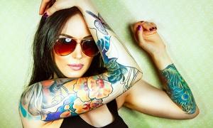 Ohiki Family: Buono sconto fino a 250 € per un tatuaggio