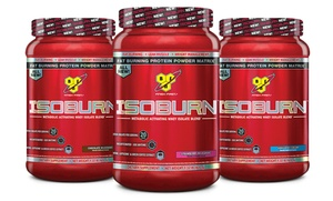 BSN Isoburn Whey Protein Isolate Supplements (20 Servings)