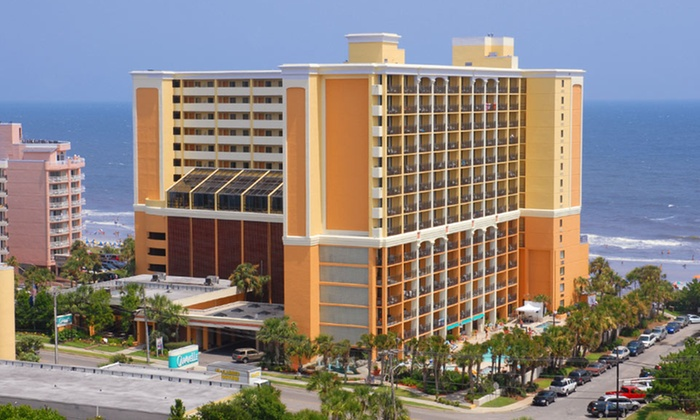 null - Asheville: Stay at Caravelle Resort in Myrtle Beach, SC