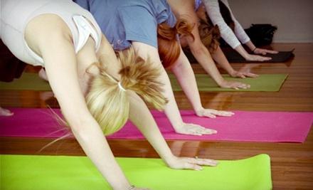 5 Yoga Classes (a $60 value) - Art of Yoga in Columbus