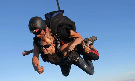 One or Two Groupons, Each Good for One Tandem Skydiving Jump from Skydive Philadelphia (Up to 44% Off)