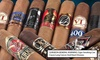 Famous Smoke Shop Cigars: Cigar Sampler or Premium Gift Set from Famous Smoke Shop (Up to 59% Off). Three Options Available. Free Shipping.