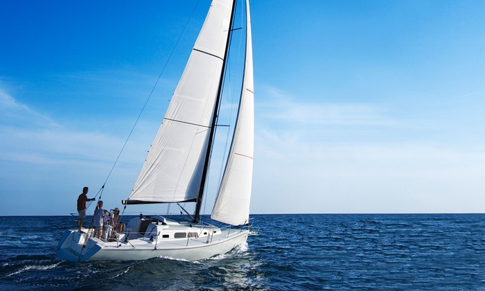 Seven Seas Sailing Center - RCR Marina: Two-Hour Picnic Cruise for Two or Four Plus Credit Toward Sailing Lessons from Seven Seas Sailing Center (Up to 83% Off)