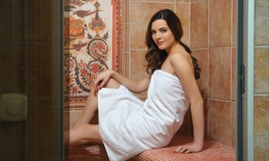 Hotel Club Parco Augusto Terme & Spa: Doccia Evian, massaggio, ingresso sauna e bagno turco e maschera viso - Spa dell'Hotel Parco Augusto (sconto fino a 65%)