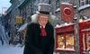 $9 for Dickens Christmas Festival