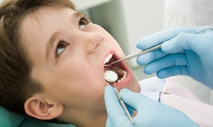 West Olive Pediatric Dentistry: One or Two Kids' Dental Checkups with Optional Sealants at West Olive Pediatric Dentistry (Up to 91% Off)