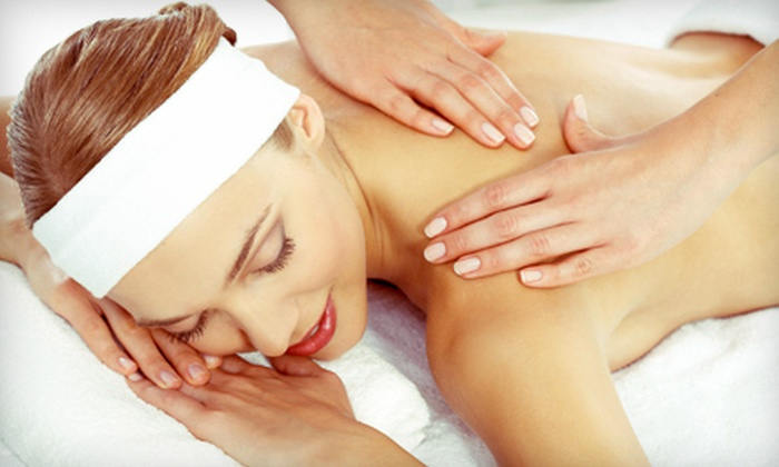 The Massage Spot - Multiple Locations: $39 for a 60-Minute Deluxe Massage with Aromatherapy at The Massage Spot ($79 Value)