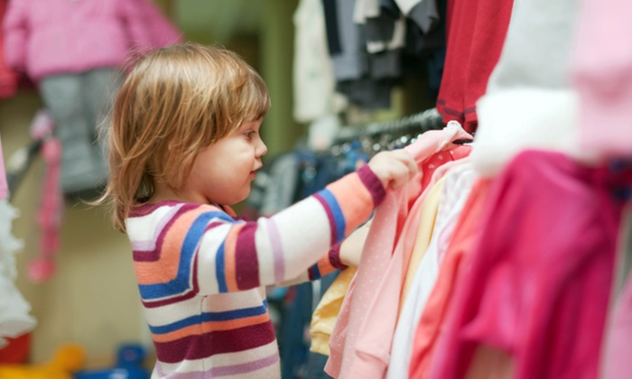 Kidz Korner Thrift Shop - Brookfield: $10 for $20 Worth of Children's Resale Clothing and Other Products at Kidz Korner Thrift Shop