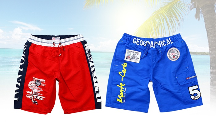 46a9918a64 Geographical Norway Badehose | Groupon Goods