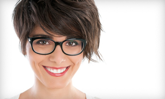 Cohen's Fashion Optical - Multiple Locations: $35 for an Eye Exam and $200 Toward Frames and Lenses at Cohen's Fashion Optical ($240 Value)