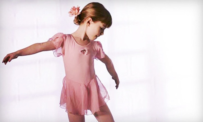 Artistry in Motion by Traci Stone - Lexington-Fayette: One or Two Months of Girls' Dance Classes at Artistry in Motion by Traci Stone (Up to 55% Off)