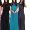 Lyss Loo Timeless Long Maxi Dress. Plus Sizes Available.