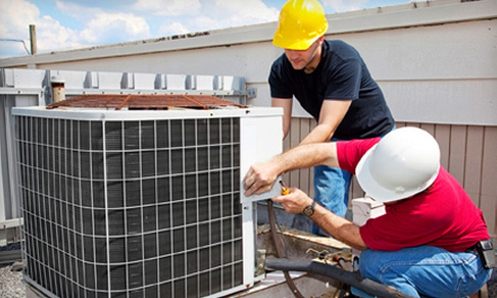 All City Heat and Air - Briarcreek - Woodland: $75 for an Air-Conditioner Tune-Up from All City Heat and Air ($150 Value)