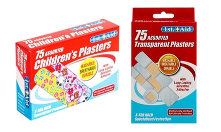 Transparent Waterproof Plasters